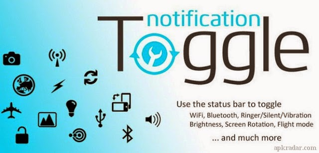 Notification Toggle Premium 3.2.7 APK