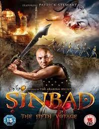 Sinbad The Fifth Voyage 2014