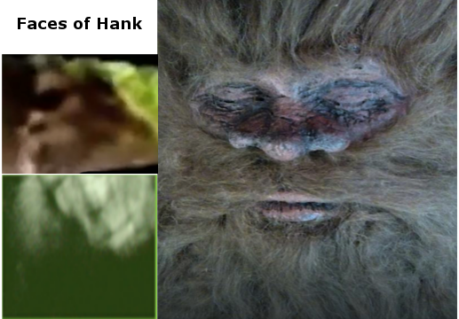 Hank the dead bigfoot