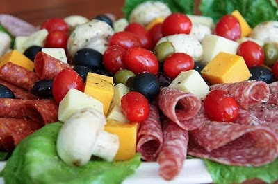 antipasto recipes