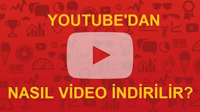 Youtube Video ve Şarkı İndirme Yöntemleri, Youtube'dan nasıl mp3 ve mp4 indirilir