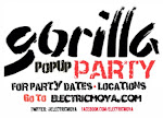 Gorilla Pop-up Party's