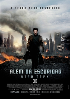 Além da Escuridão – Star Trek (Star Trek Into Darkness) Torrent AVi – Dublado (2013)