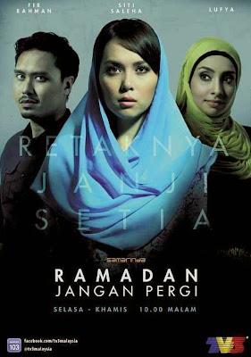 Ramadan Jangan Pergi Episod 2