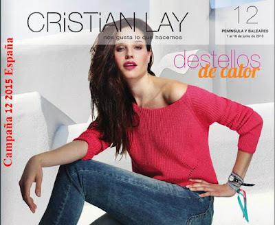 Catalogo Cristian Lay Campaña 12 2015 Es