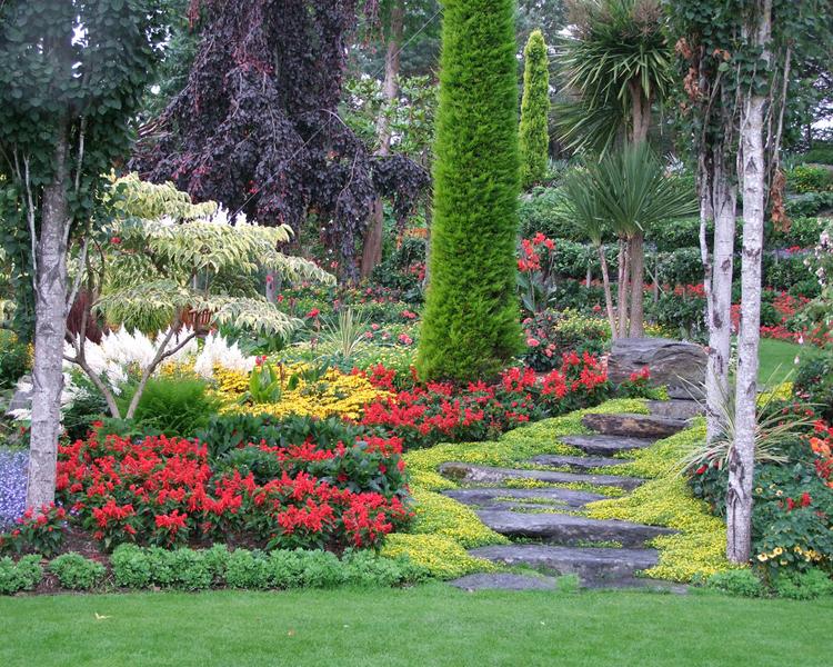 Flor and Fjære Gardens, Rogaland
