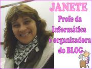 Professora da Informática e organizadora do Blog