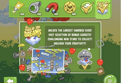 Bad piggies HD v1.4.0 Full Hack iPA iPhone Apps