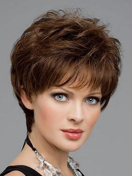 Fotos de peinados cortos para mujer