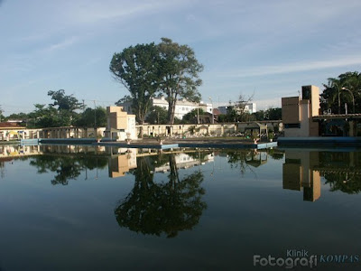 Kolam Deli Sekarang