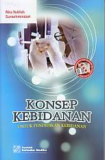 toko buku rahma: buku KONSEP KEBIDANAN, pengarang rita yulifah, penerbit salema medika