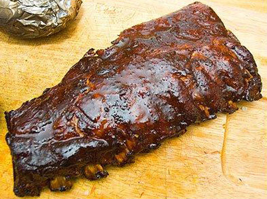 Ge Oven: Oven Bbq Ribs