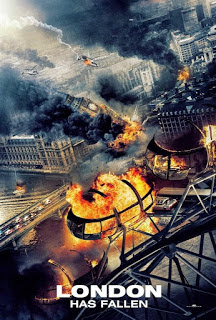 Sipnopsis Film Terbaru London Has Fallen (2016)