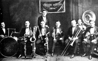Rhythm Jugglers 1924