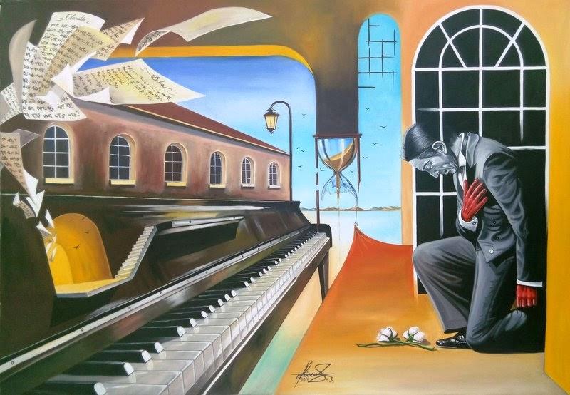 13-Pianissimo-Raceanu-Mihai-Adrian-Surreal-Oil-Paintings-www-designstack-co