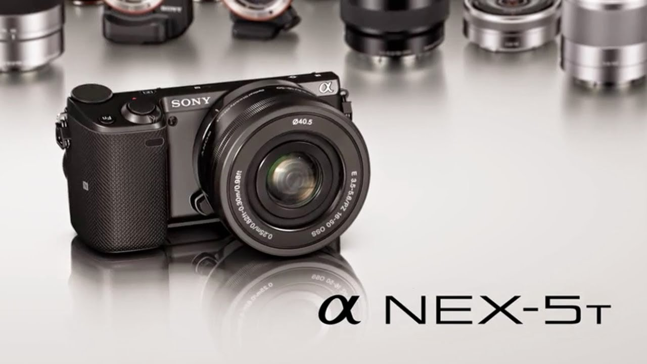 Sony α NEX-5T, Sony Alpha NEX-5T specs, new mirrorless camera, interchangeable lens, new Sony camera, Sony camera review, Wi-Fi, NFC,