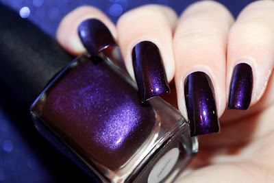 "Swatch of the nail polish ""Vesper"" from Peita's Polish"