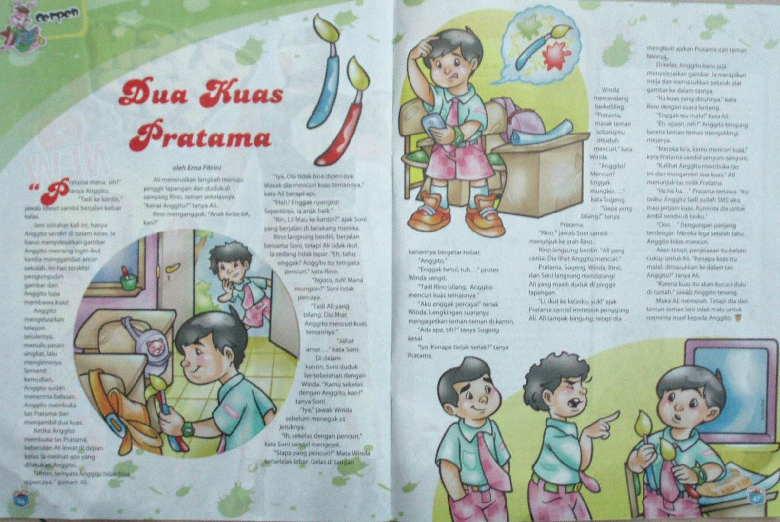 Image Result For Cerita Pendek Majalah Bobo