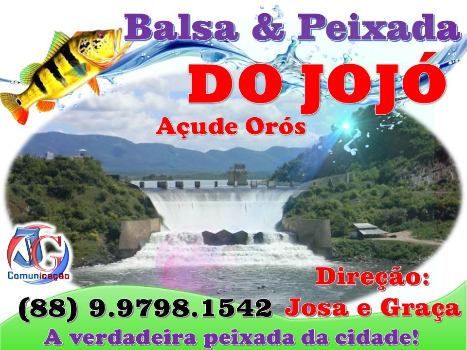 BALSA & PEIXADA DO JOJÓ AÇUDE ORÓS
