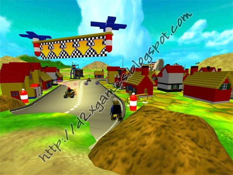 lego racers multiplayer