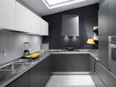 2012 Modern Interior Kitchen Design
