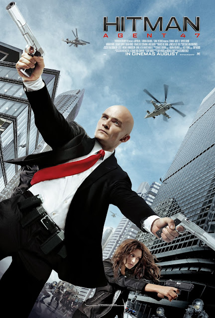 Hitman Agent 47 2015 HDRip 720p NO HC Sub Indo