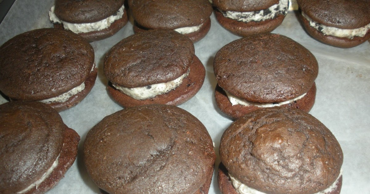 how to make chocolate whoopie pies