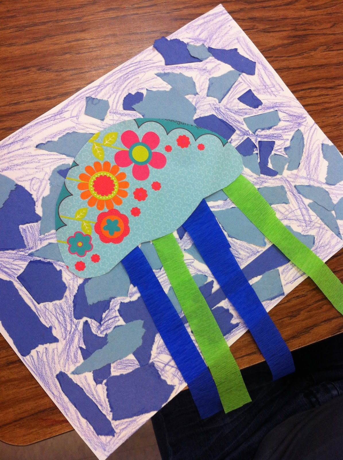 tally tales jellyfish craft and writing