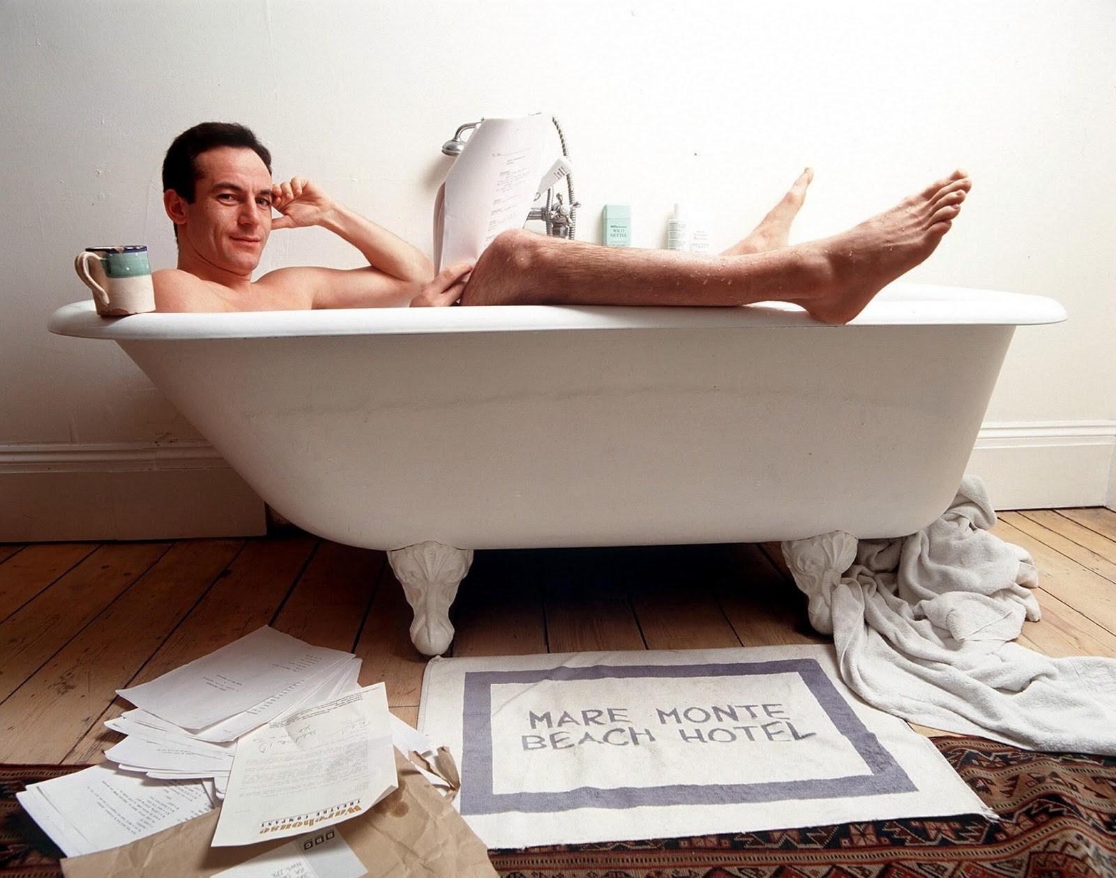 Cialis. what's with the bath tubs, already? – effect measure