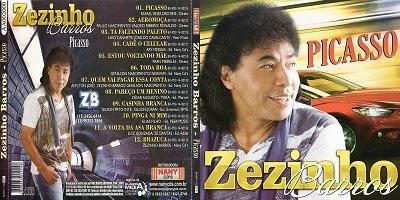 Zezinho Barros Picasso CD 2014
