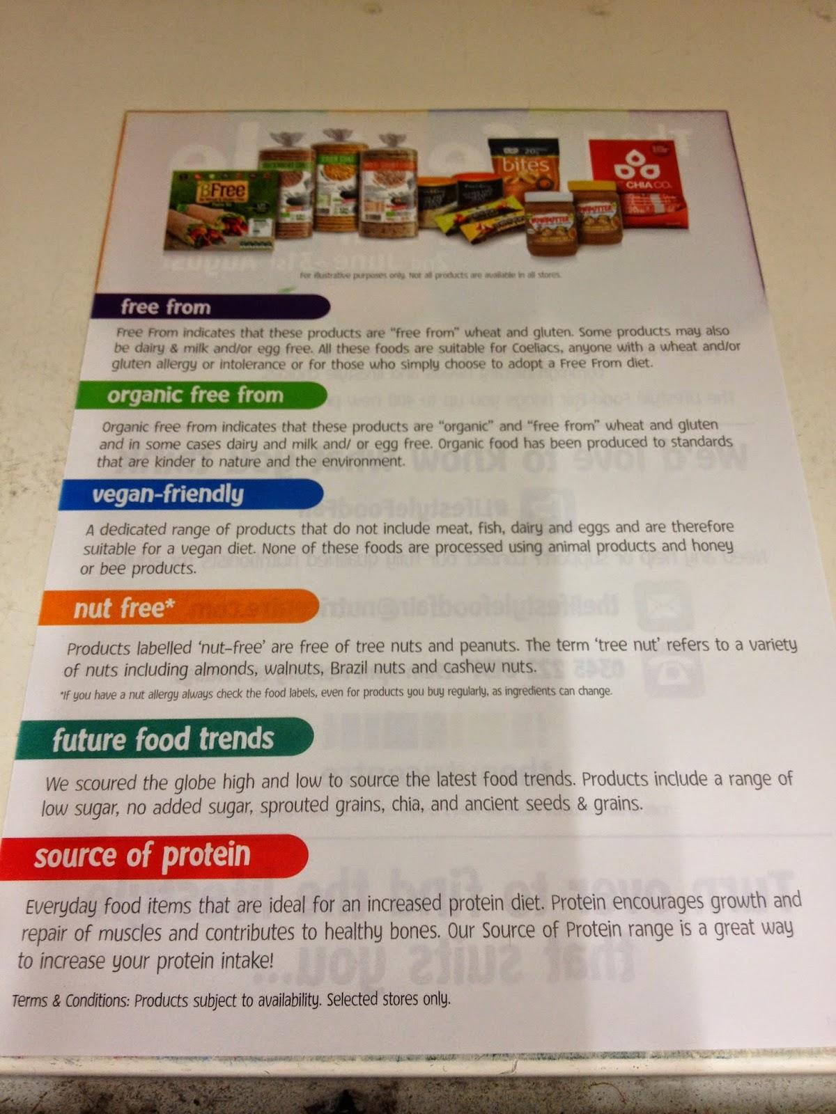 food fair flyer
