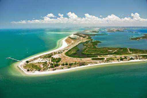 NOTRE DESTINATION : FORT DE SOTO, FLORIDE_______________