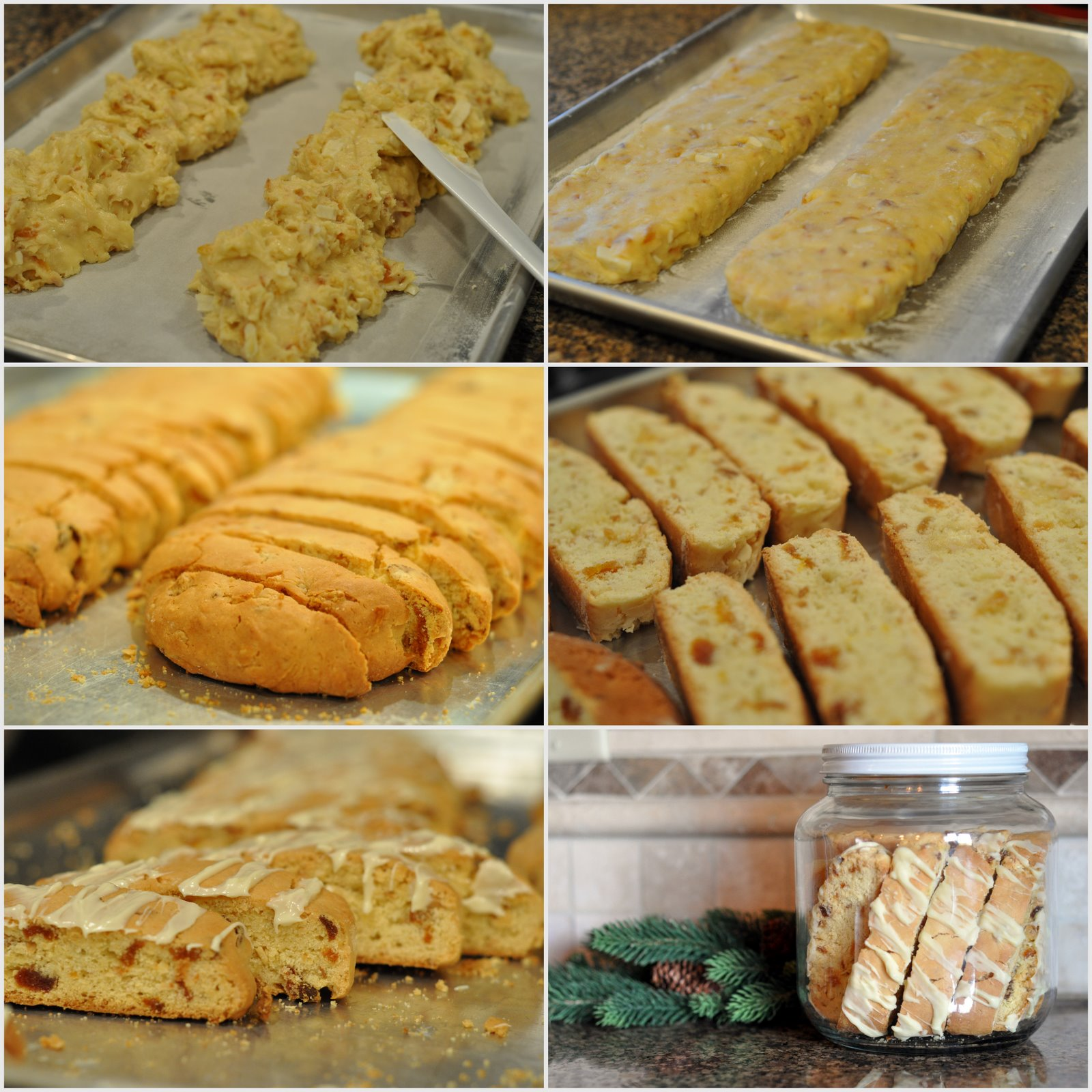 Mennonite Girls Can Cook: White Chocolate Apricot Biscotti