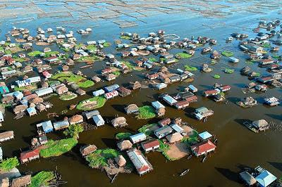 أكبر مدينة على الماء في العالم-منتهى