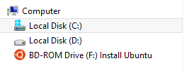 Accessing Files Just Browse To The Mounted Drive As You Would A Cd Dvd Thumb