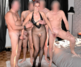Tight and wet pussy - drunk_horny_big_tits_wife_Monica_gangbanged_handjobs_wanking_cocks.jpg