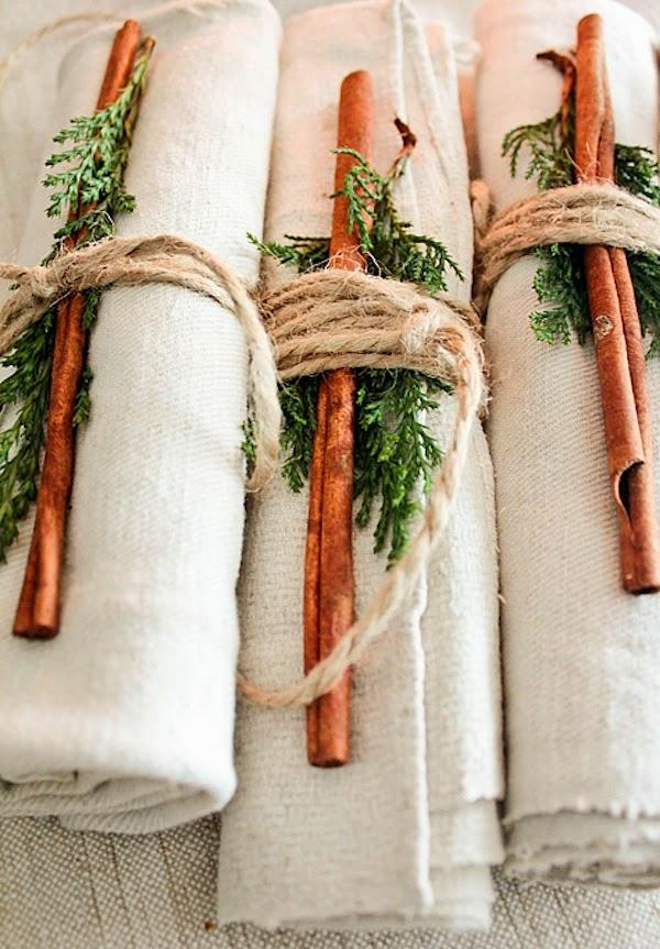 holiday linens