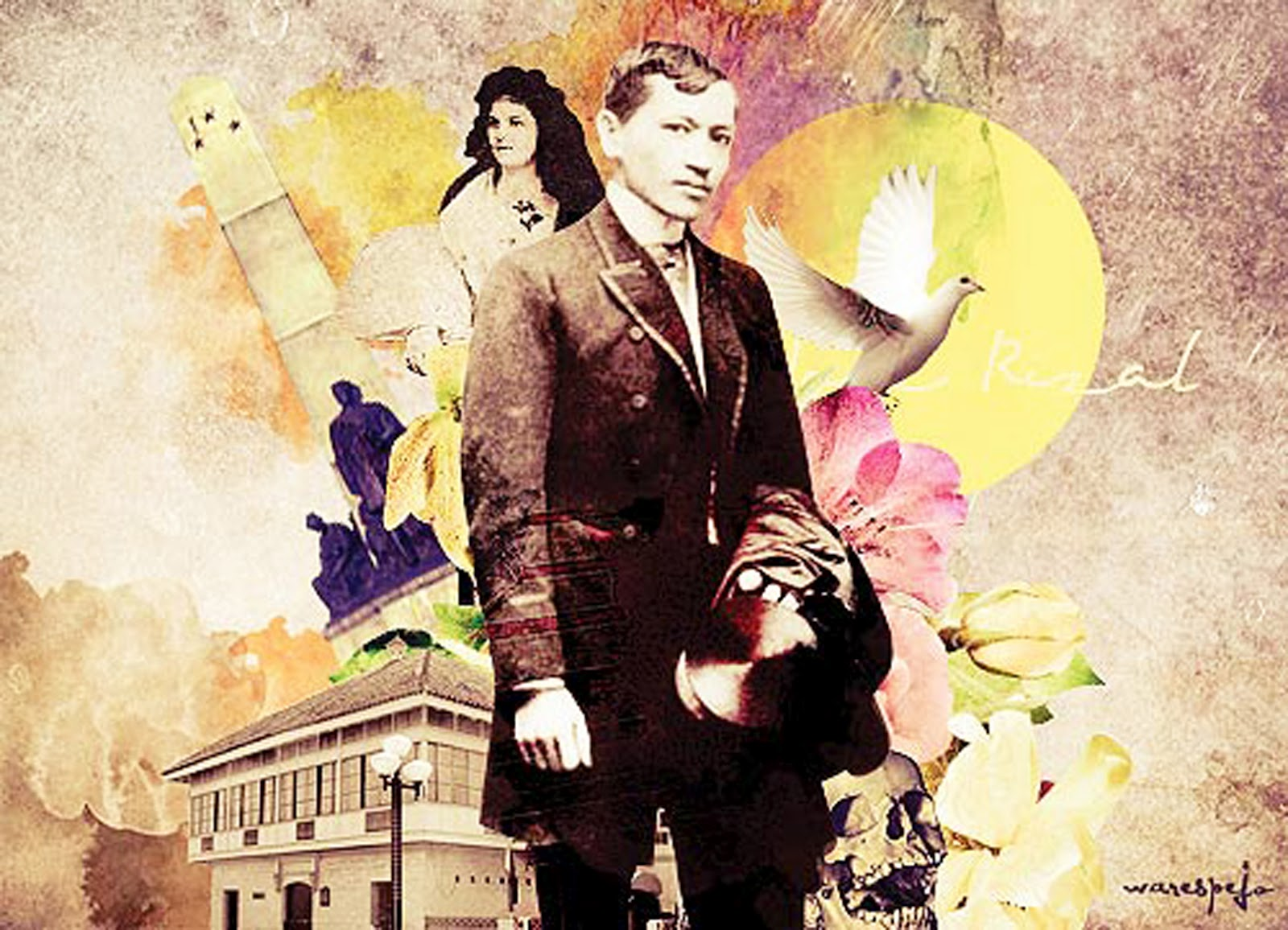 rizal nationalism Jose p rizal: the national hero [christopher fuster bueno phd] on amazoncom free shipping on qualifying offers the book is primarily focus in contemporary studies on role modeling, values formation, historical and political development of philippine nationalism as to the life.