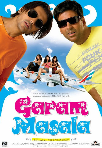 Garam Masala (2005) Movie Poster