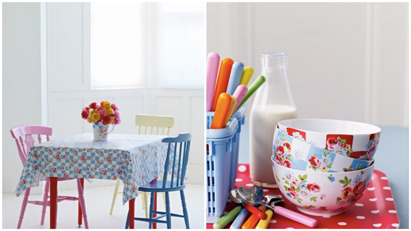 Cath+Kidston+Spring+Summer+2013+Kitchen Spring Colours and Products for your Home | Cath Kidston Spring and Summer 2013
