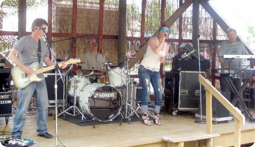 2015-07-05 at Jake's Supper Club