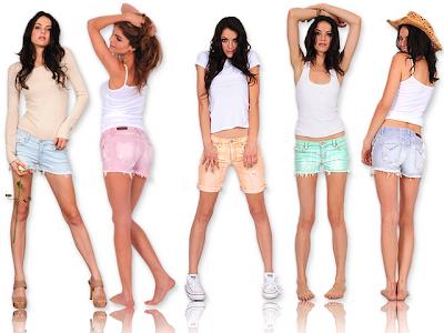 Modelos de Shorts  - Fotos