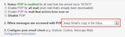 pop in gmail