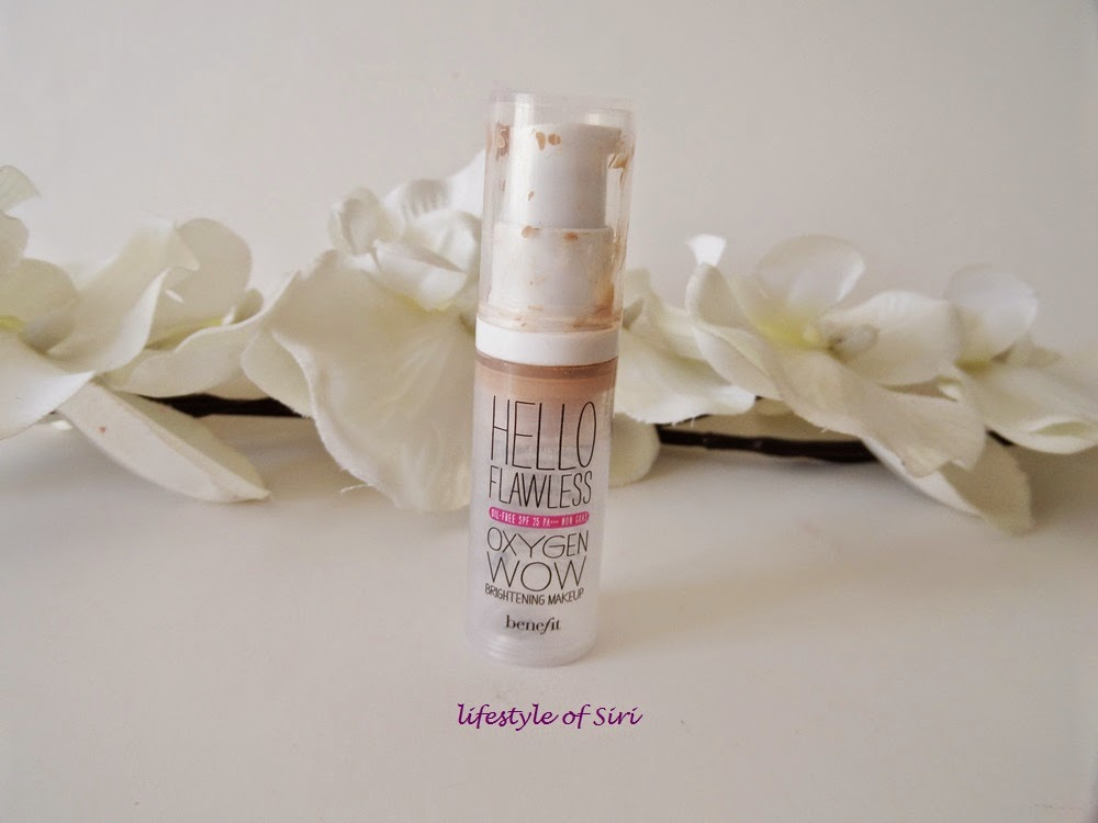 Benefit Hello Flawless Oxygen Wow Fondöten