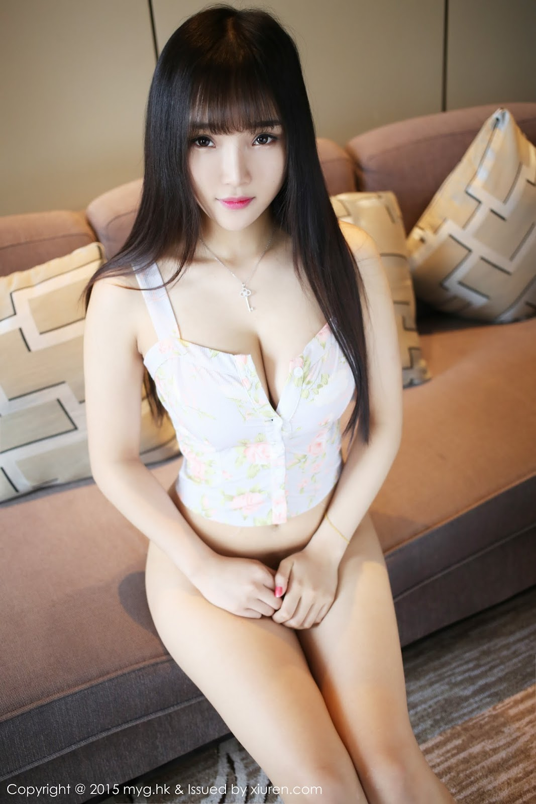 0005 - Sexy Girl Model MYGIRL VOL.118