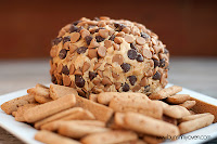 Peanut Butter Cheese Ball Quick Recipe | Healthy Peanut Butter Recipe