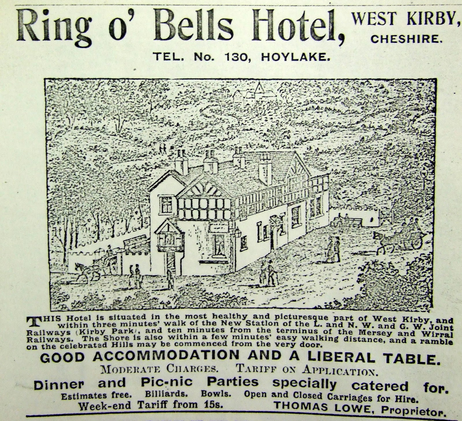 Ring O Bells Wirral