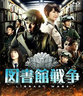 Cuộc Chiến Ngôn Luận - Library Wars 2013