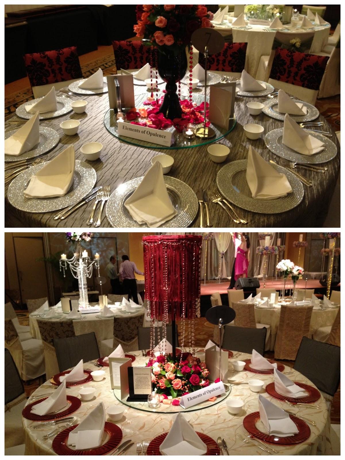 Regent Hotel Nassim Room Wedding
