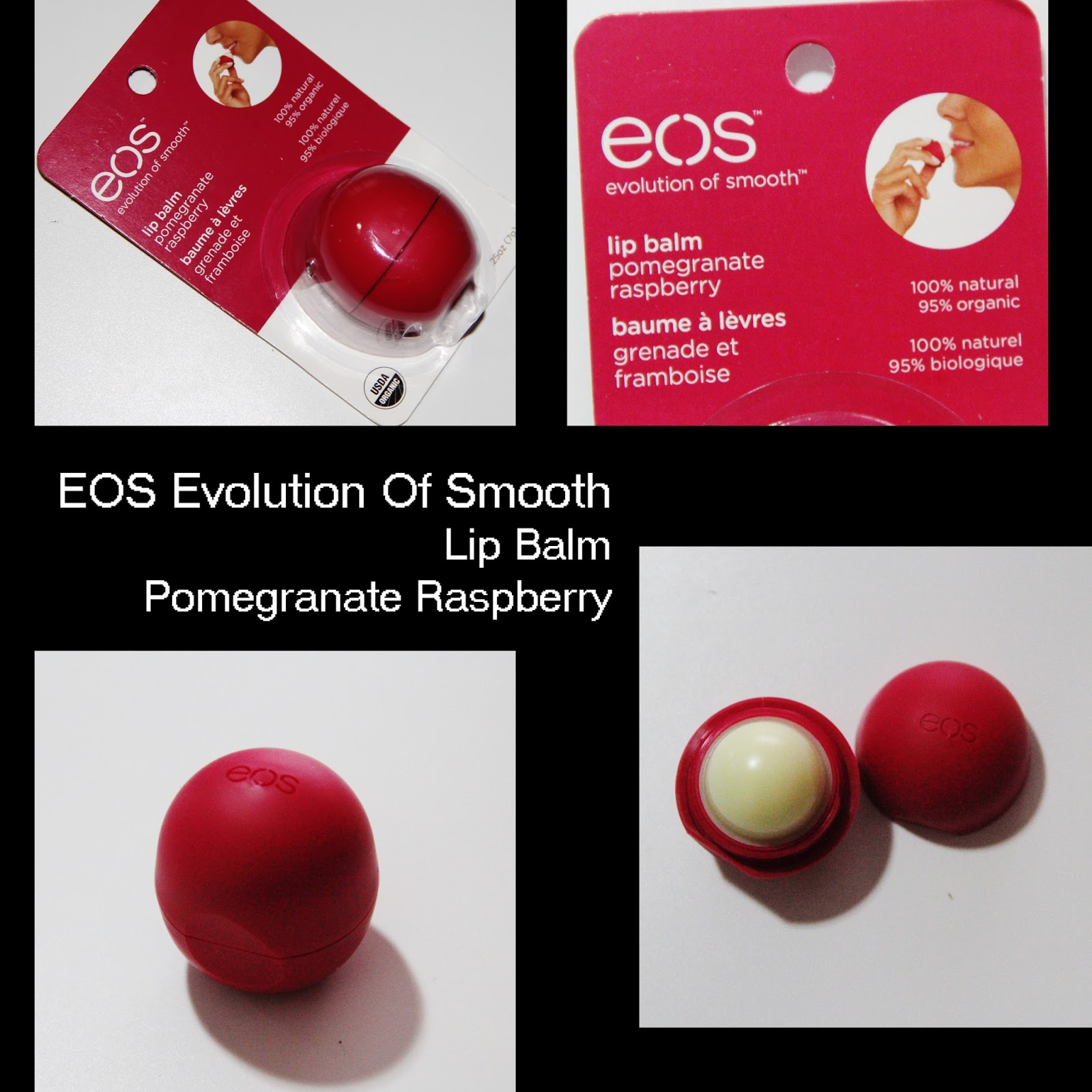 MichelaIsMyName: EOS Evolution Of Smooth Lip Balm ... Eos Evolution Of Smooth Lip Balms